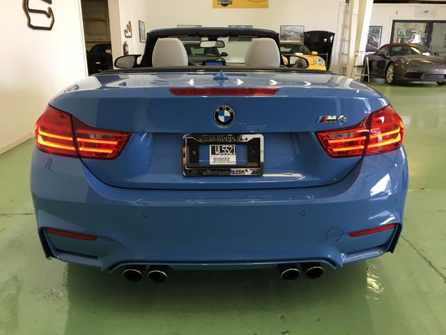 2015 BMW M Models M4 CONVERTIBLE Longwood, FL 9