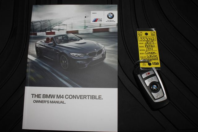 2015 BMW M Models M4 RWD - EXECUTIVE PKG! Mooresville , NC 24