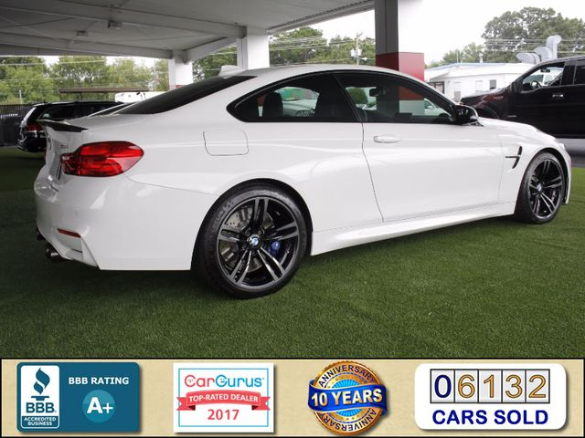 2015 BMW M Models M4 RWD - EXECUTIVE PKG! Mooresville , NC 2