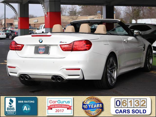 2015 BMW M Models M4 - EXECUTIVE, LIGHTING & DRIVER ASSIST PKGS! Mooresville , NC 2