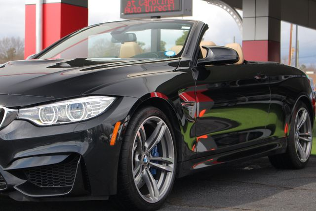 2015 BMW M Models M4 RWD - EXECUTIVE, LIGHTING & DRIVER ASSIST PKGS! Mooresville , NC 29