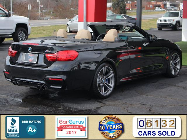 2015 BMW M Models M4 RWD - EXECUTIVE, LIGHTING & DRIVER ASSIST PKGS! Mooresville , NC 2