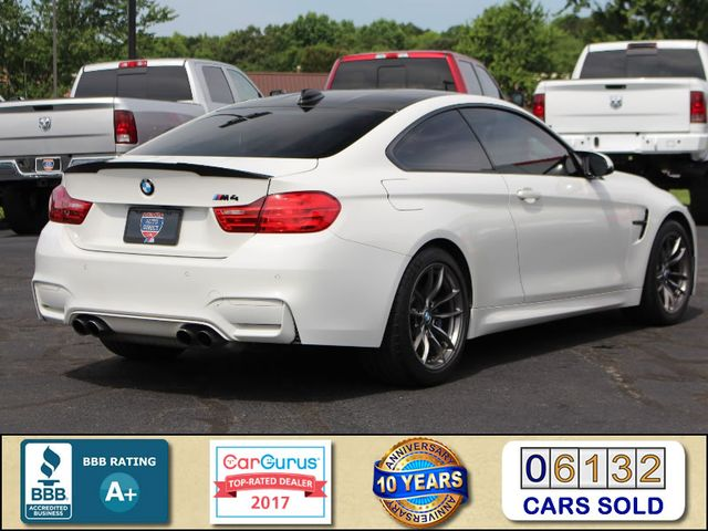2015 BMW M Models M4 RWD -  EXECUTIVE & LIGHTING PKGS! Mooresville , NC 2