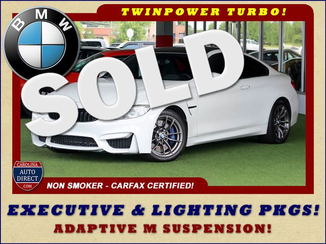2015 BMW M Models M4 RWD -  EXECUTIVE & LIGHTING PKGS! Mooresville , NC 0
