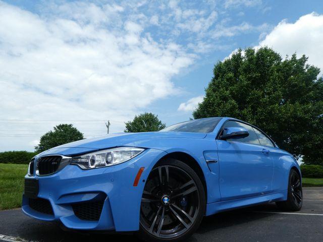2015 BMW M4 CONVERTIIBLE Leesburg, Virginia 10