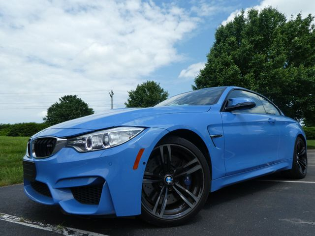 2015 BMW M4 CONVERTIIBLE Leesburg, Virginia 13
