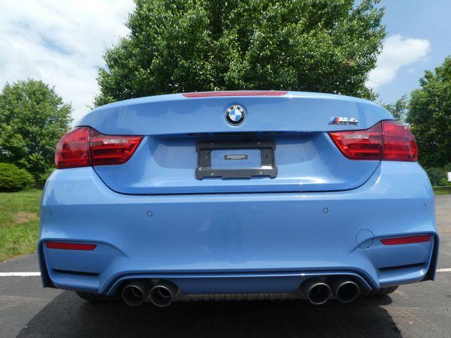 2015 BMW M4 CONVERTIIBLE Leesburg, Virginia 20