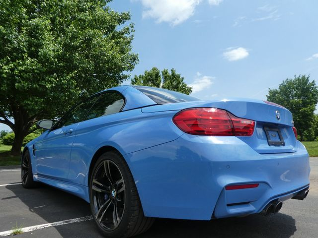 2015 BMW M4 CONVERTIIBLE Leesburg, Virginia 18