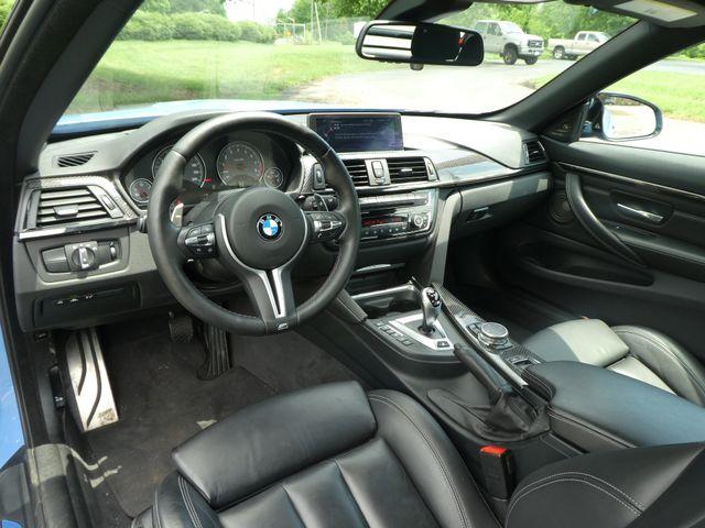 2015 BMW M4 CONVERTIIBLE Leesburg, Virginia 30
