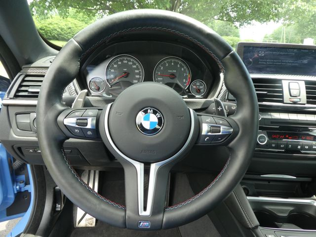 2015 BMW M4 CONVERTIIBLE Leesburg, Virginia 31