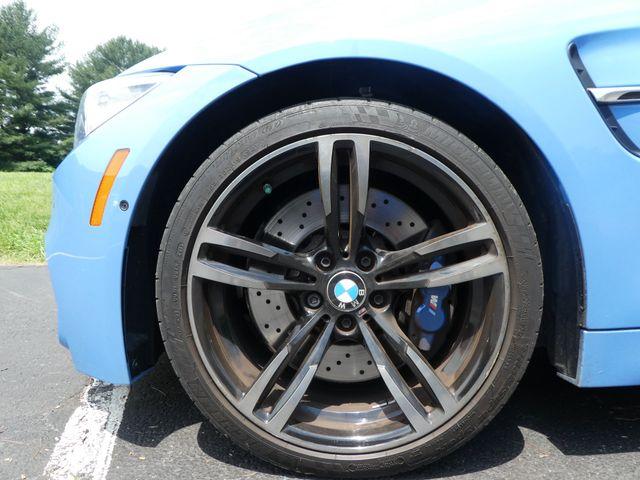 2015 BMW M4 CONVERTIIBLE Leesburg, Virginia 21