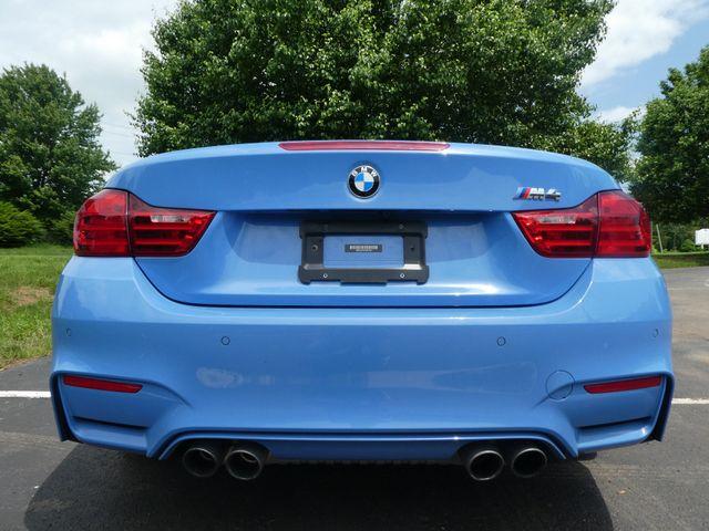 2015 BMW M4 CONVERTIIBLE Leesburg, Virginia 11