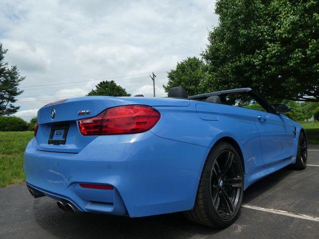 2015 BMW M4 CONVERTIIBLE Leesburg, Virginia 3