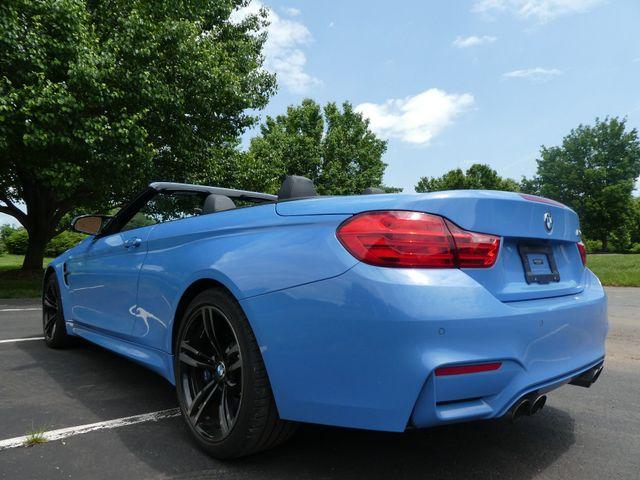 2015 BMW M4 CONVERTIIBLE Leesburg, Virginia 2