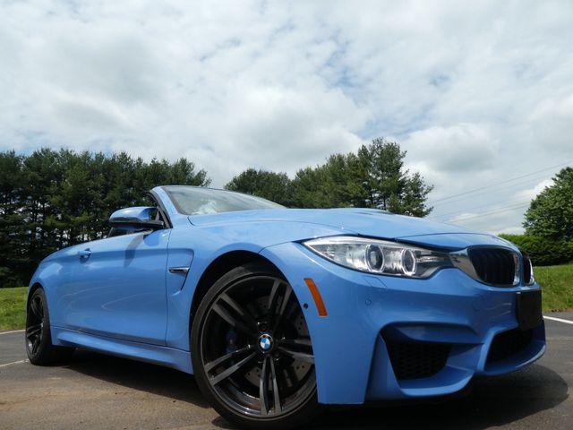 2015 BMW M4 CONVERTIIBLE Leesburg, Virginia 1