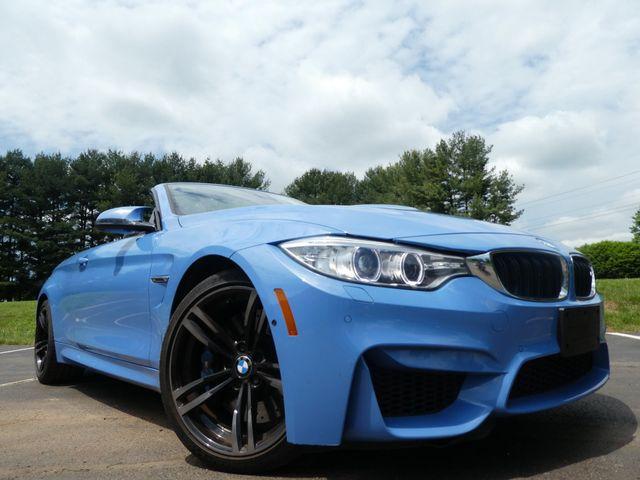 2015 BMW M4 CONVERTIIBLE Leesburg, Virginia 8
