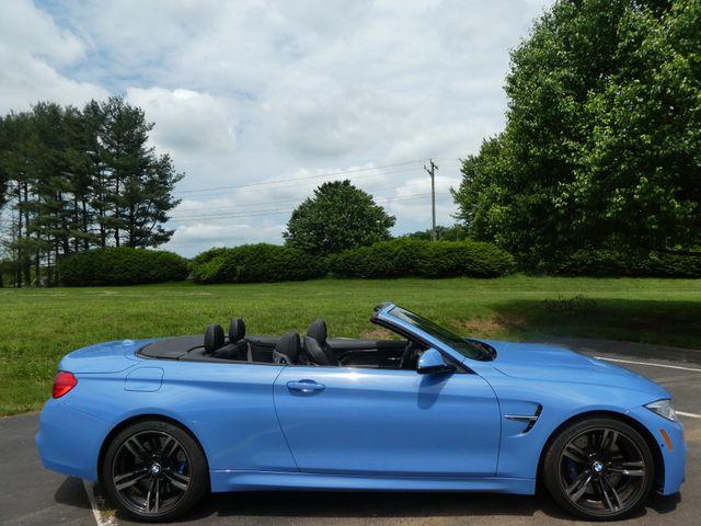 2015 BMW M4 CONVERTIIBLE Leesburg, Virginia 5