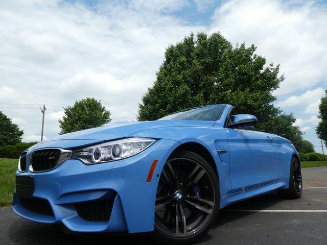 2015 BMW M4 CONVERTIIBLE Leesburg, Virginia 9