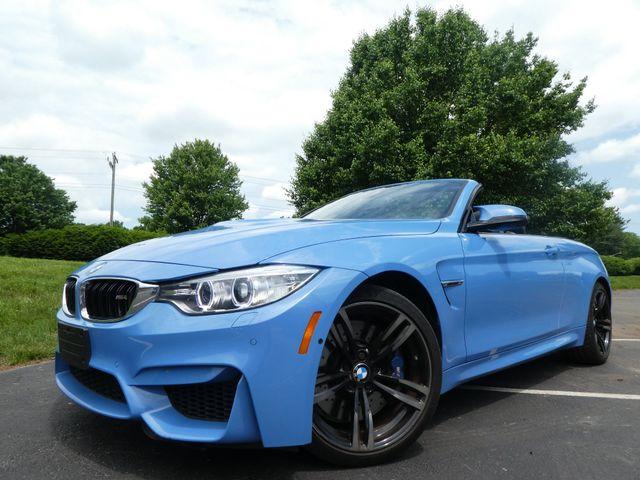 2015 BMW M4 CONVERTIIBLE Leesburg, Virginia 0