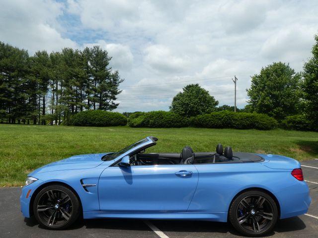 2015 BMW M4 CONVERTIIBLE Leesburg, Virginia 4