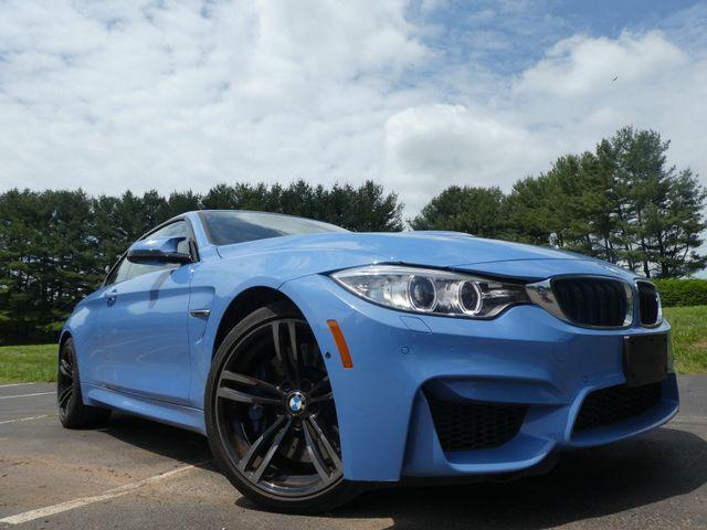 2015 BMW M4 CONVERTIIBLE Leesburg, Virginia 12