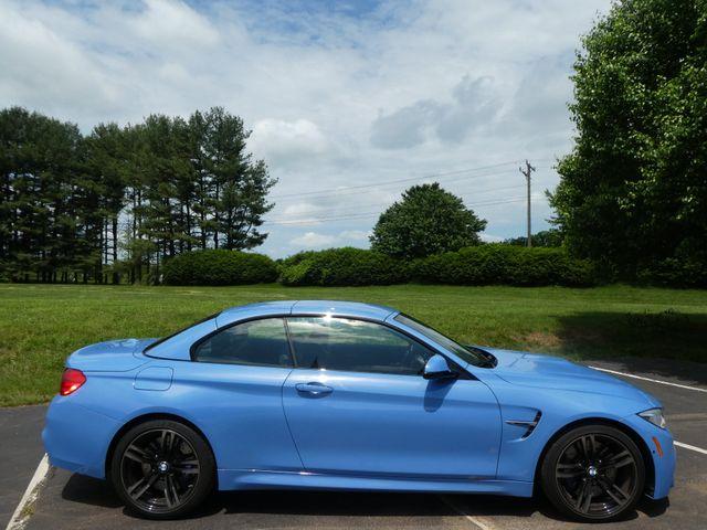 2015 BMW M4 CONVERTIIBLE Leesburg, Virginia 14