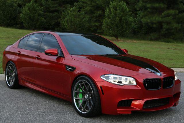 2015 BMW M5 Mooresville, North Carolina 115