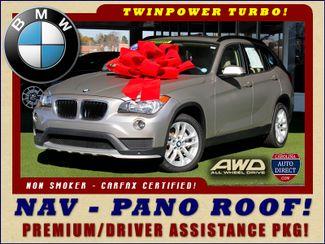 2015 BMW X1 xDrive28i AWD - PREMIUM  PKG-NAVIGATION-PANO ROOF! Mooresville , NC
