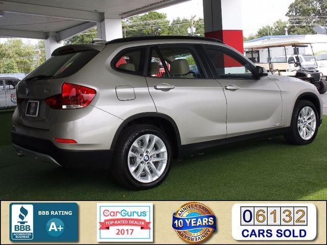 2015 BMW X1 xDrive28i AWD - PREMIUM  PKG-NAVIGATION-PANO ROOF! Mooresville , NC 2