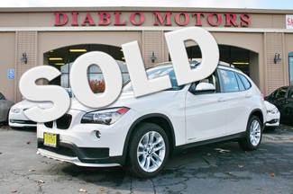 2015 BMW X1 xDrive28i with Premium pkg and Navigation San Ramon, California