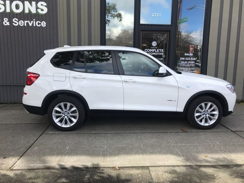 2015 BMW X3 xDrive28i All Wheel Drive Technology Driving  Assistance Premium Packages MSRP Was 50600  city Washington  Complete Automotive  in Seattle, Washington