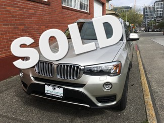 2015 BMW X3 xDrive28d Diesel All Wheel Drive Why Buy New? Technology Cold Weather Driver Assist Package Seattle, Washington