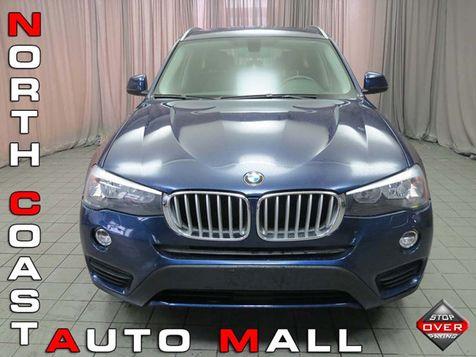 2015 BMW X3 xDrive28i xDrive28i in Akron, OH