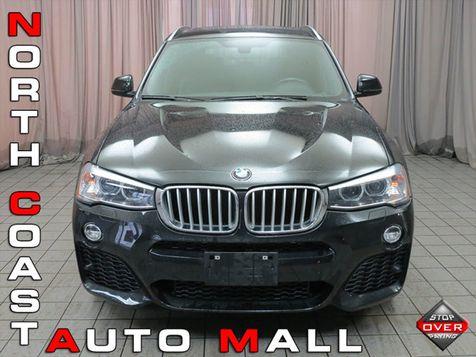 2015 BMW X3 xDrive35i xDrive35i in Akron, OH