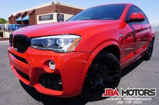 2015 BMW X4 xDrive35i M Sport X4 35i xDrive | MESA, AZ | JBA MOTORS in Mesa AZ