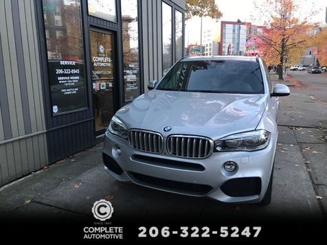 2015 BMW X5 XDrive50i M Sport Executive Cold Weather Driving Assist 3rd Row Seat Save Over $33,000 in Seattle