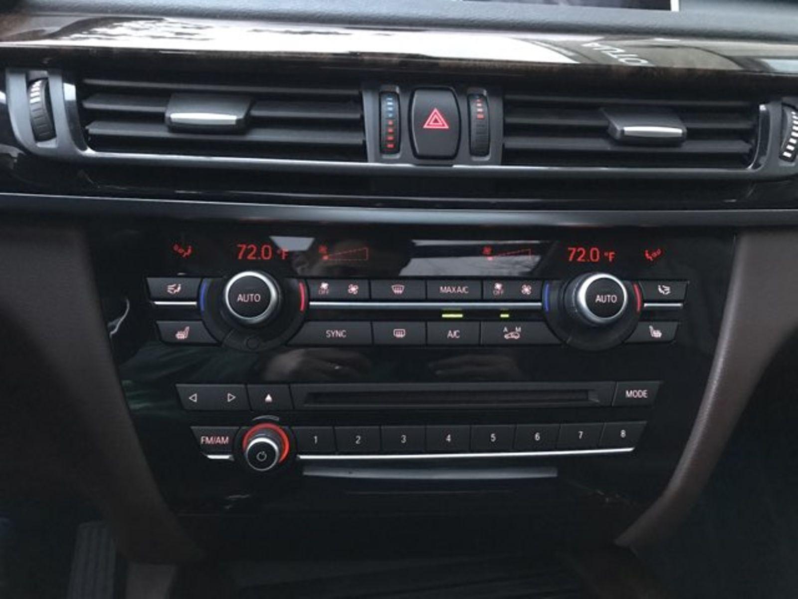 2015 BMW X5 xDrive35i 7 Passenger Seating Navigation Rear Camera