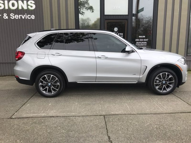 2015 BMW X5 xDrive35i All Wheel Drive 1 Owner Navigation Rear Camera HK Stereo xLine Premium Pkgs 1 Owner  city Washington  Complete Automotive  in Seattle, Washington