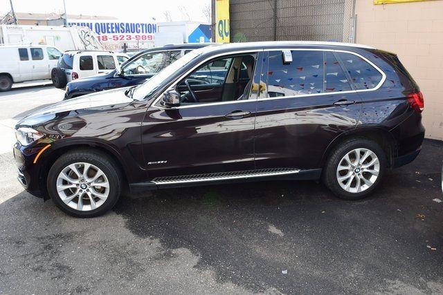 2015 BMW X5 xDrive35d xDrive35d Richmond Hill, New York 1