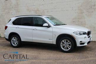 2015 BMW X5 xDrive35i AWD w/Navigation, Heated F/R Seats in Eau Claire, Wisconsin