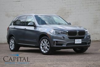 2015 BMW X5 xDrive35i AWD with 3rd Row Seating, Navigation, in Eau Claire, Wisconsin