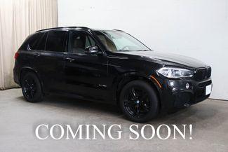 2015 BMW X5 xDrive35i M-Sport Luxury SUV w/Navigation, in Eau Claire, Wisconsin