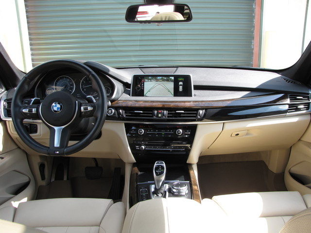 2015 BMW X5 xDrive50i M SPORT Jacksonville , FL 23