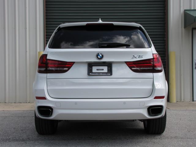 2015 BMW X5 xDrive50i M SPORT Jacksonville , FL 18