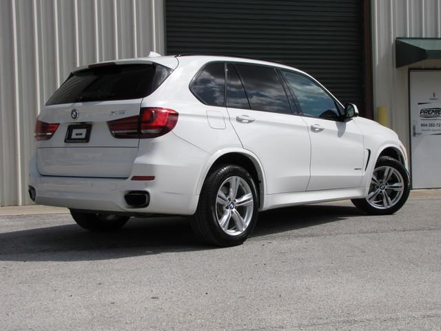 2015 BMW X5 xDrive50i M SPORT Jacksonville , FL 3