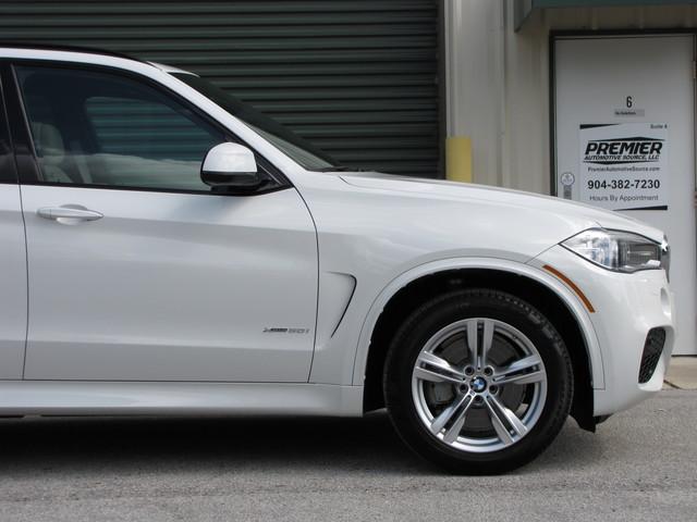 2015 BMW X5 xDrive50i M SPORT Jacksonville , FL 13