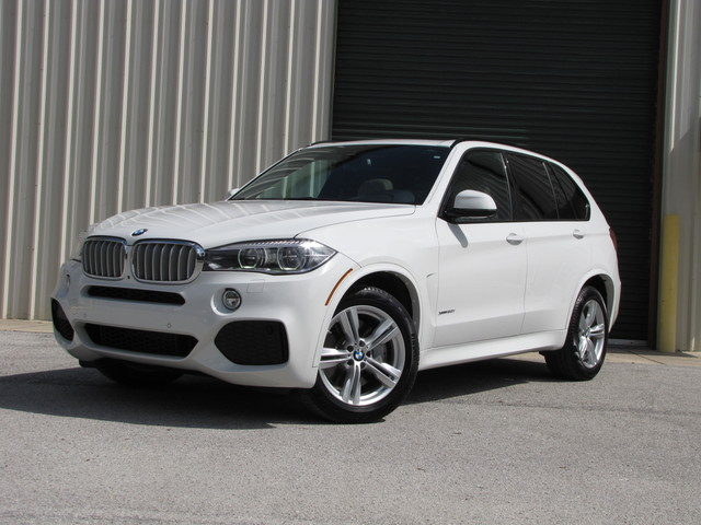 2015 BMW X5 xDrive50i M SPORT Jacksonville , FL 62