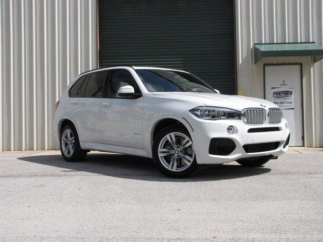 2015 BMW X5 xDrive50i M SPORT Jacksonville , FL 1