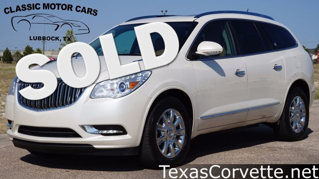 2015 Buick Enclave  | Lubbock, Texas | Classic Motor Cars