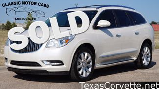 2015 Buick Enclave in Lubbock Texas